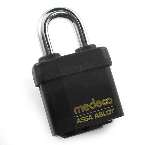 CANDADO MEDECO 5151 GANCHO 7/16 CLARO 3/8 ALTA SEGURIDAD