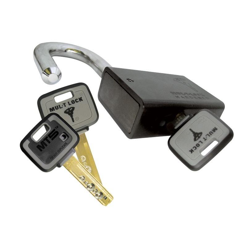Candado De Alta Seguridad 10 Reg Mt5 MulTLock