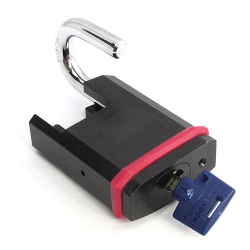 Candado De Alta Seguridad MULTLOCK NE14H GRADO 6 ACERO AL BORO 14mm