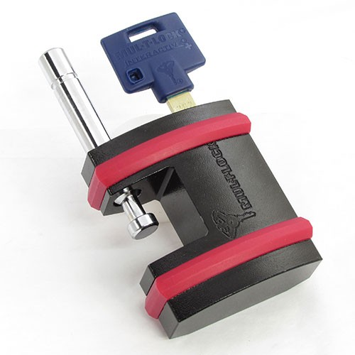 Candado De Alta Seguridad MULTLOCK SBNE10 DESLIZANTE PARA CORTINA 10mm