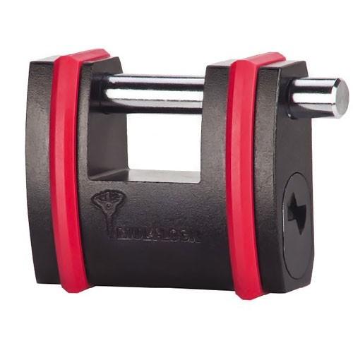 Candado De Alta Seguridad MULTLOCK SBNE12 DESLIZANTE PARA CORTINA 12mm