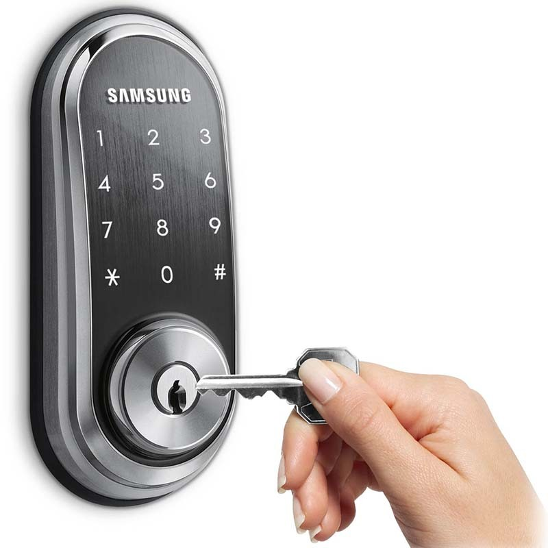 Cerradura electrónica SHP-DS510 Samsung